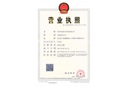 Qualification certificate 1